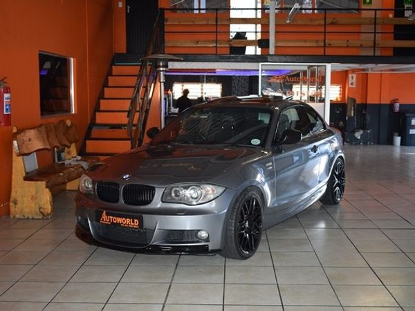 2011 BMW 1 Series 120d Coupe At  Western Cape Goodwood_0