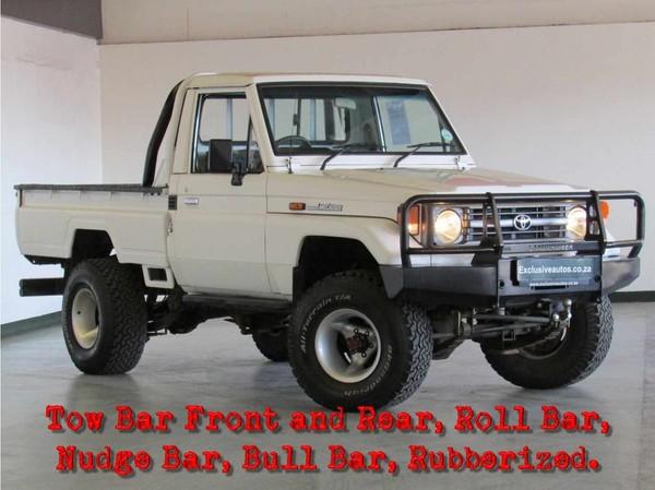 1988 Toyota Land Cruiser Petrol Pu Sc  Gauteng Pretoria_0