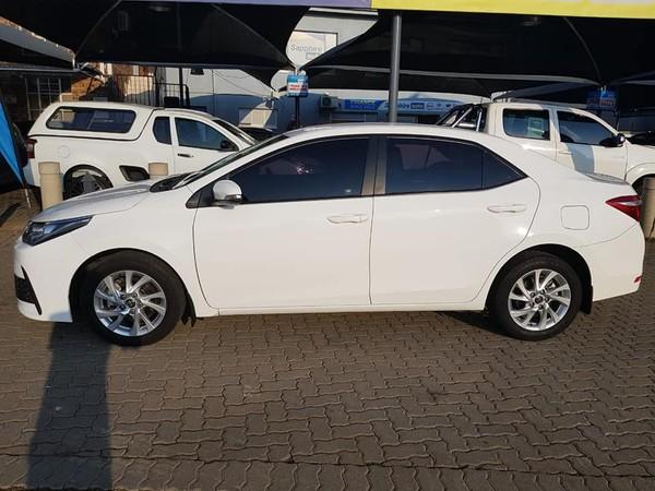 2018 Toyota Corolla 1.4D Prestige Gauteng Pretoria_0
