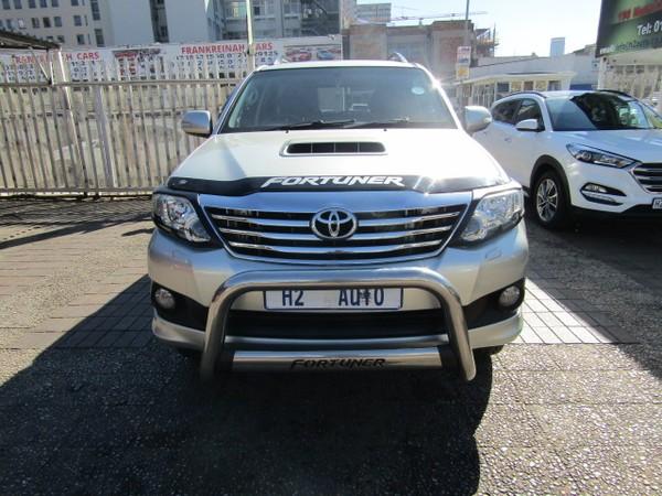 2013 Toyota Fortuner 3.0d-4d 4x4  Gauteng Johannesburg_0
