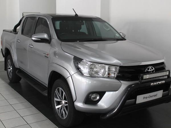 2017 Toyota Hilux 2.8 GD-6 Raider 4X4 Double Cab Bakkie Auto Gauteng Centurion_0
