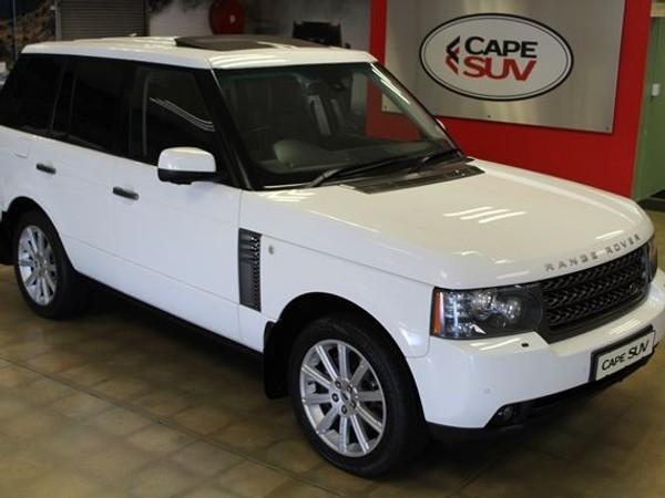 2011 Land Rover Range Rover 4.4 Sd V8 Vogue Se  Western Cape Brackenfell_0