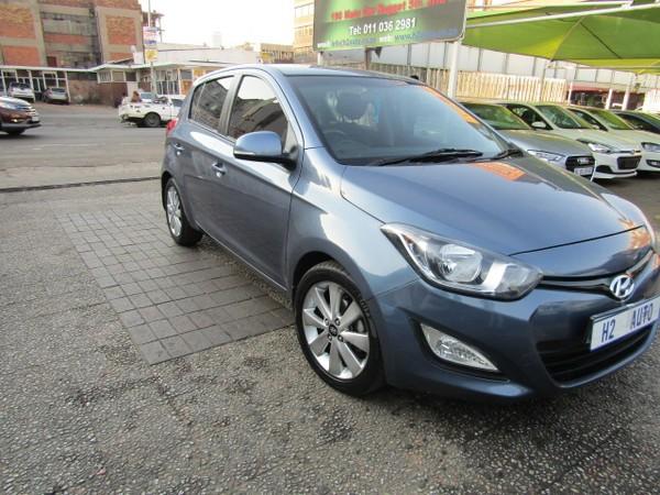 2012 Hyundai i20 1.4  Gauteng Johannesburg_0