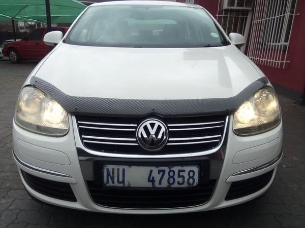 2008 Volkswagen Jetta 2.0 Comfortline  Gauteng Johannesburg_0