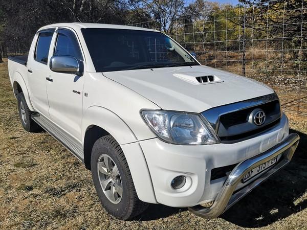 2010 Toyota Hilux 3.0D4D Hilux 4X2 Gauteng Johannesburg_0