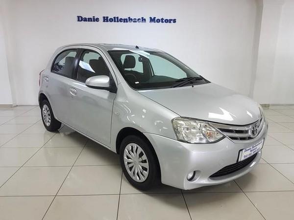 2015 Toyota Etios 1.5 Xs 5dr  Kwazulu Natal Durban_0