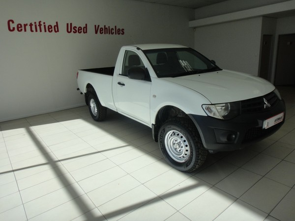 2012 Mitsubishi Triton 2.4 Mpi Gl Pu Sc Western Cape Ceres_0