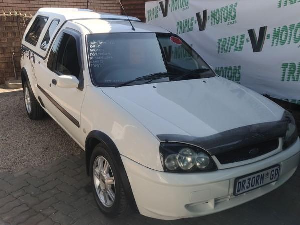 2007 Ford Bantam 1.6i Xlt Pu Sc  Gauteng Pretoria_0