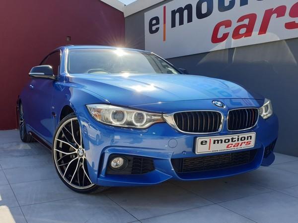 2014 BMW 4 Series 435i Coupe M Sport Auto Gauteng Randburg_0