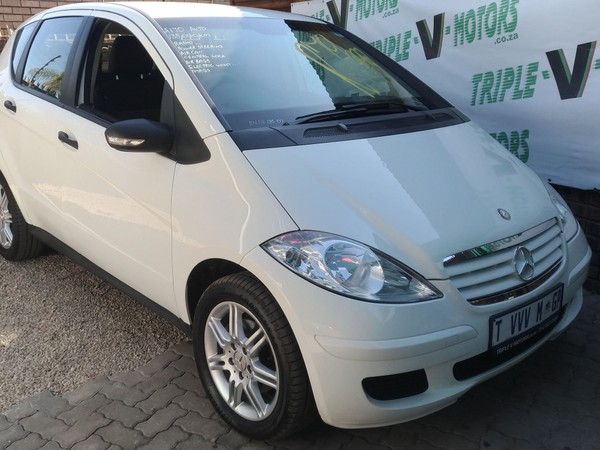 2007 Mercedes-Benz A-Class A 170 Classic At  Gauteng Pretoria_0
