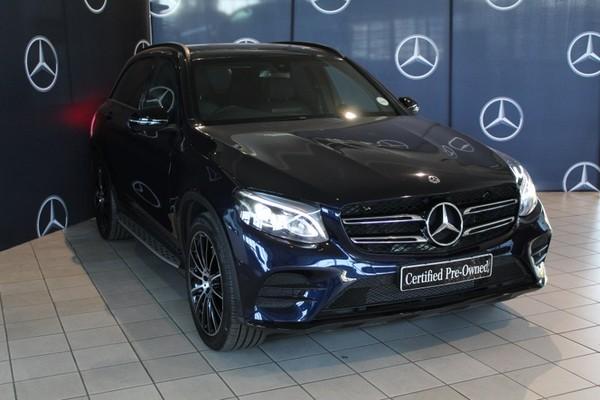 2018 Mercedes-Benz GLC 250d AMG Gauteng Bedfordview_0
