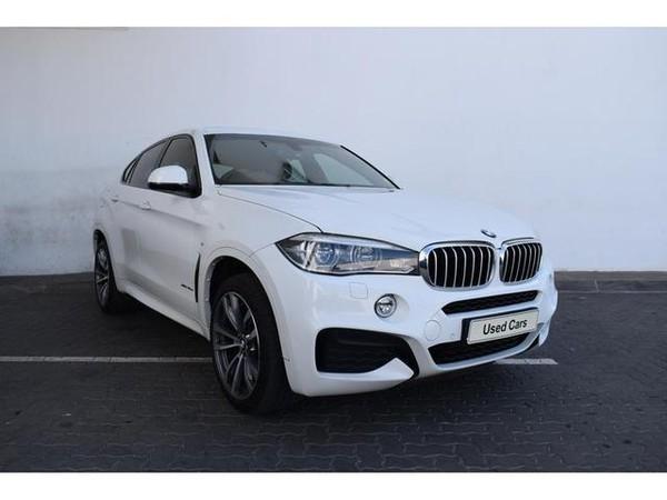 2017 BMW X6 xDRIVE40d M Sport Gauteng Pretoria_0