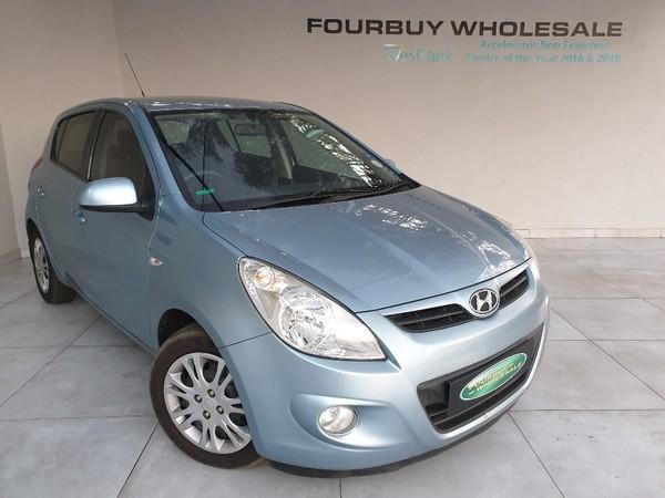 2010 Hyundai i20 1.6  Gauteng Four Ways_0