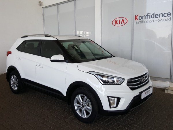 2018 Hyundai Creta 1.6 Executive Auto Gauteng Kempton Park_0