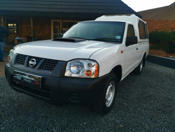 2014 Nissan NP300 Hardbody 2.5 TDI LWB SE ko5k28 Bakkie Single cab Gauteng Kempton Park_0
