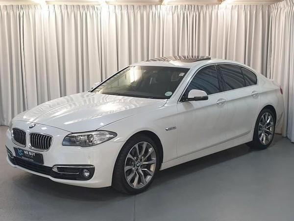 2016 BMW 5 Series 530d Auto Luxury Line Gauteng Randburg_0