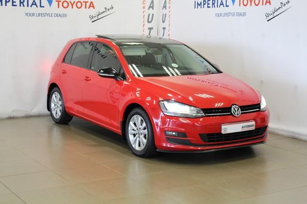 2014 Volkswagen Golf Vii 1.4 Tsi Comfortline  Gauteng Randburg_0