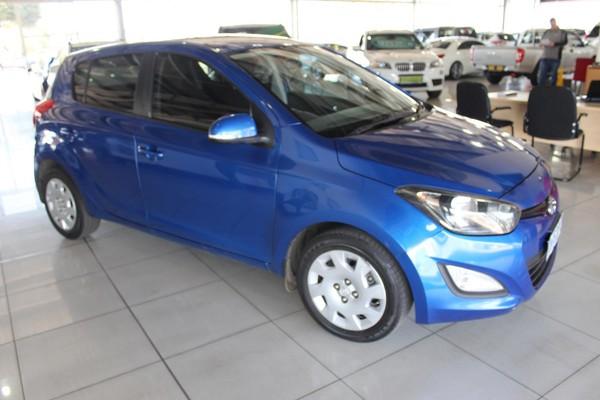 2013 Hyundai i20 1.4 Fluid  Gauteng Alberton_0