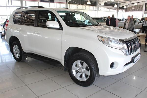 2016 Toyota Prado TX 3.0 TDi Auto Gauteng Alberton_0