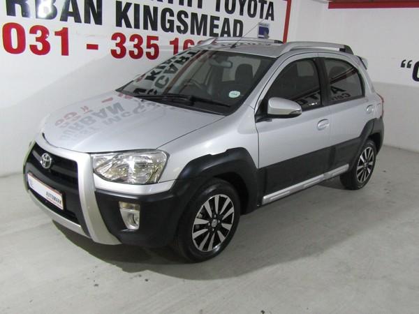 2018 Toyota Etios Cross 1.5 Xs 5Dr Kwazulu Natal Durban_0