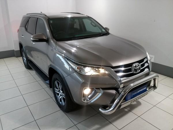 2016 Toyota Fortuner 2.4GD-6 RB Auto Gauteng Johannesburg_0