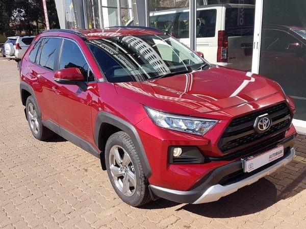2019 Toyota Rav 4 2.0 GX-R CVT AWD Auto Gauteng Johannesburg_0
