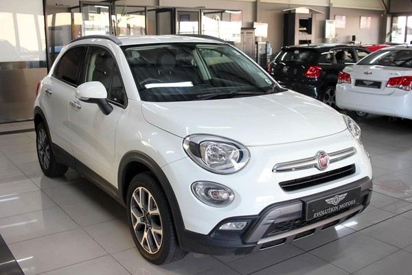 2016 Fiat 500X 1.4T Cross Western Cape Parow_0