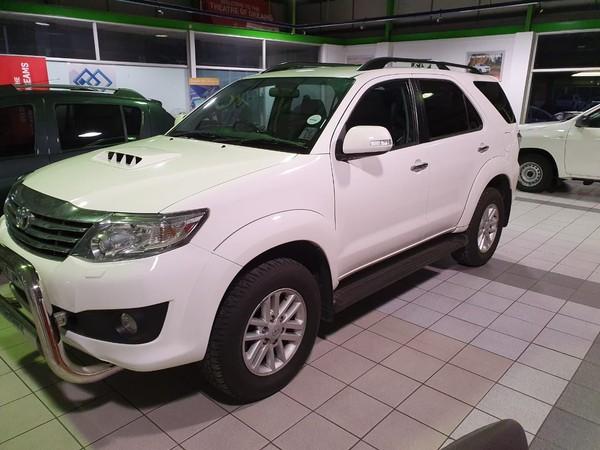 2015 Toyota Fortuner 3.0d-4d Rb  Western Cape Somerset West_0