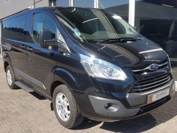 2014 Ford Tourneo Custom LTD 2.2TDCi SWB 114KW Gauteng Sandton_0