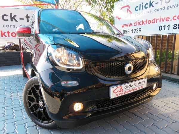 2017 Smart Forfour Prime Only 6980Kms Lots of EXTRAS Gauteng Randburg_0