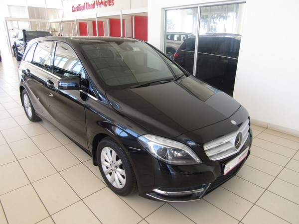 2014 Mercedes-Benz B-Class B 200 Be At  Gauteng Lenasia_0