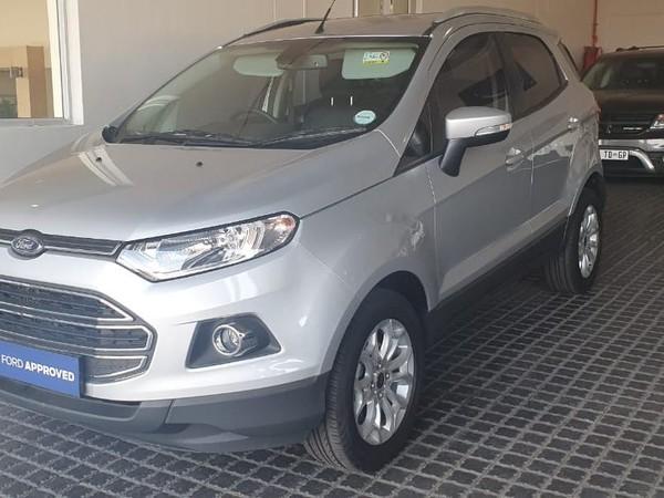 2017 Ford EcoSport 1.5TD Titanium Gauteng Pretoria_0