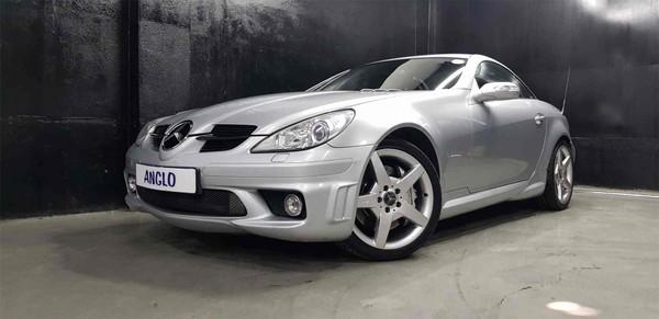 2005 Mercedes-Benz SLK-Class Slk 55 Amg  Gauteng Benoni_0