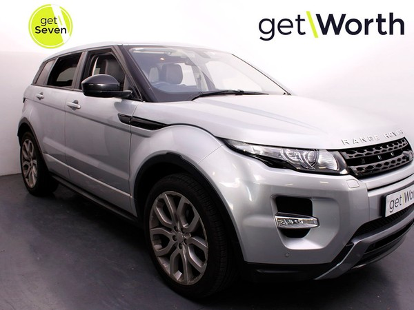 2015 Land Rover Evoque 2.2 Sd4 Dynamic Automatic Diesel Western Cape Milnerton_0