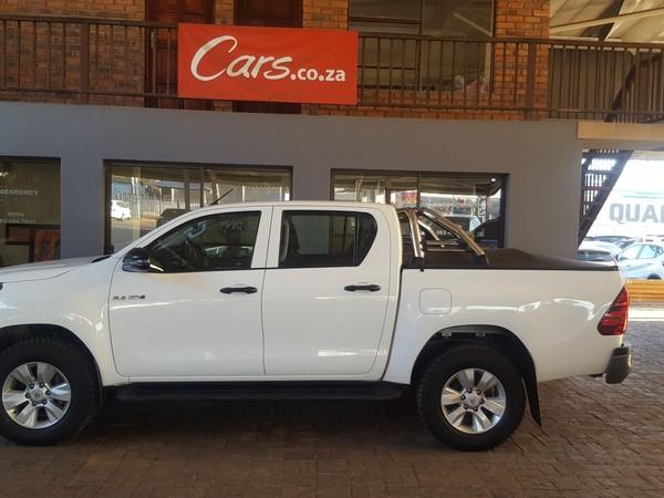 2018 Toyota Hilux 2.4 GD-6 SRX 4X4 Double Cab Bakkie Gauteng Centurion_0