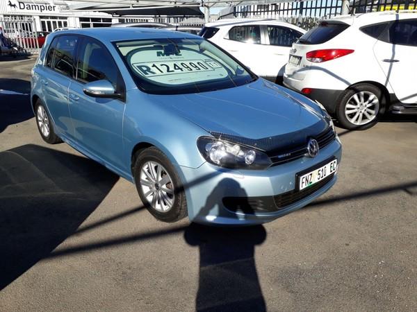 2011 Volkswagen Golf Vi 1.6 Tdi Bluemotion  Eastern Cape Port Elizabeth_0