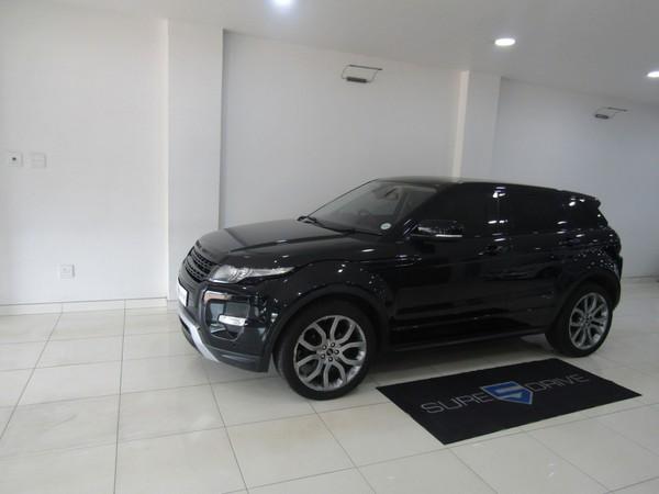 2012 Land Rover Evoque 2.2 Sd 4 Dynamic Automatic Kwazulu Natal Durban_0