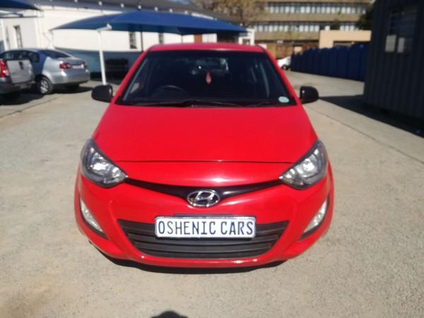 2013 Hyundai i20 1.4  Gauteng Kempton Park_0