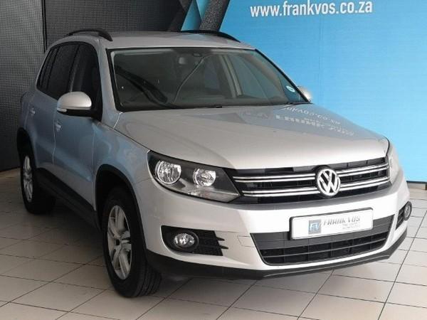 2016 Volkswagen Tiguan 2.0 TDI TREND-FUN 4MOT DSG Western Cape Somerset West_0