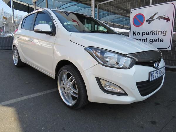 2014 Hyundai i20 1.4 Fluid  Gauteng Johannesburg_0