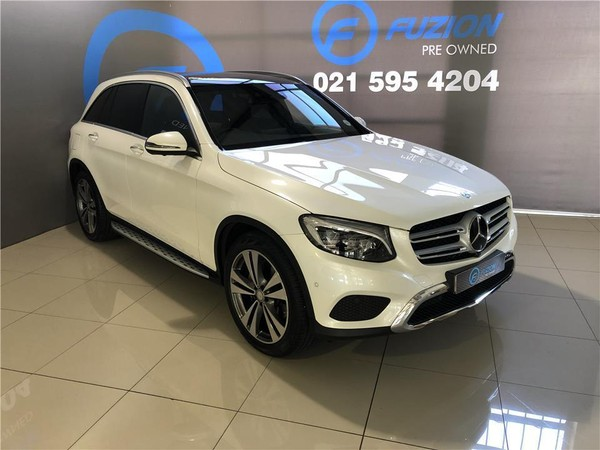 2015 Mercedes-Benz GLC 250d Exclusive Western Cape Goodwood_0