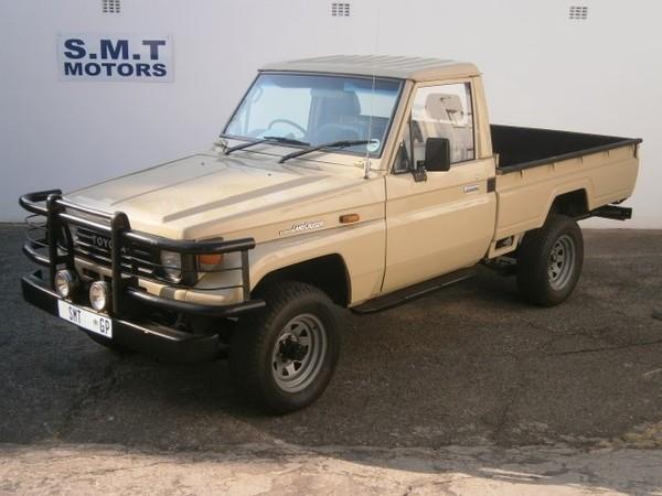 1991 Toyota Land Cruiser Petrol Pu Sc  Gauteng Johannesburg_0