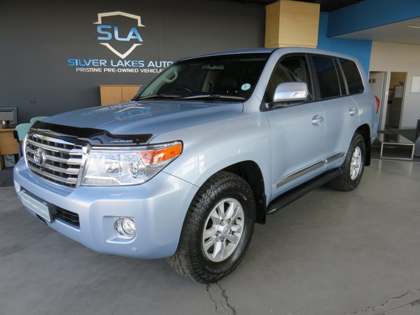 2014 Toyota Land Cruiser 200 V8 4.5d Vx At  Gauteng Pretoria_0