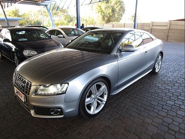 2009 Audi S5 Quattro Tip  Gauteng Pretoria_0