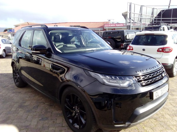 2017 Land Rover Discovery 3.0 TD6 SE Western Cape Plumstead_0