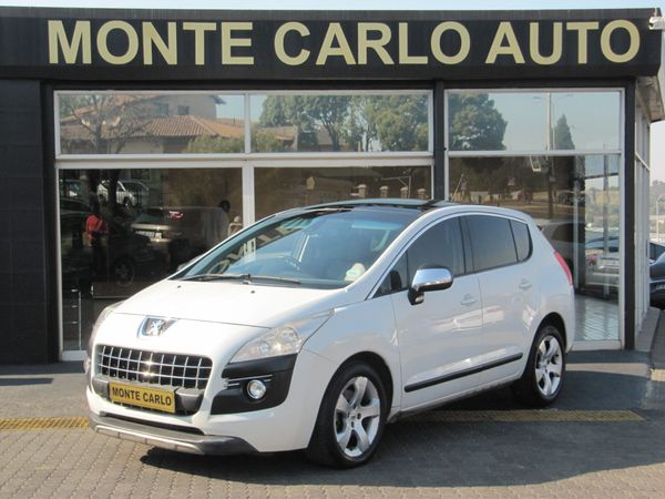 2011 Peugeot 3008 1.6 Thp Premium At  Gauteng Sandton_0