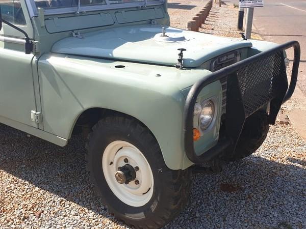 1984 Land Rover Defender 109in Lwb 4 Cyl Pu Sc  Gauteng Pretoria_0
