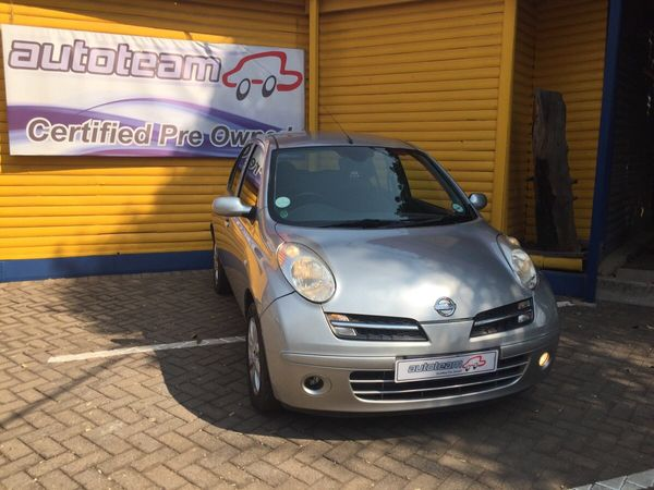 2008 Nissan Micra 1.5 Dci Acenta 5dr d70  Gauteng Boksburg_0