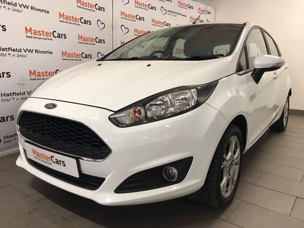 2017 Ford Fiesta 1.0 Ecoboost Trend 5dr  Gauteng Sandton_0