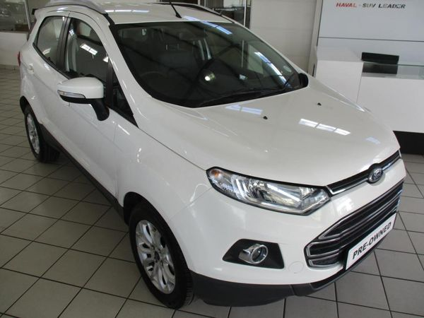 2016 Ford EcoSport 1.5TDCi Titanium Western Cape Malmesbury_0